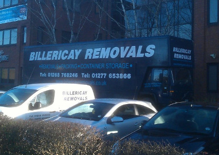 Removals - Domestic, Office, Commercial & Business Relocations