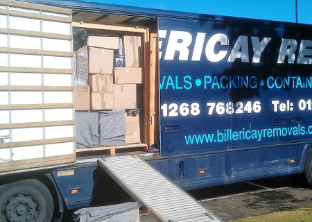 Removals & Storage for Domestic, Commercial & Business